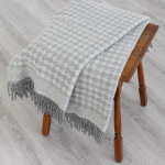 Saga Pure New Merino Wool Throw 140 x 200cm