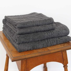 Glodina Charcoal 550g Snag Proof Towels - 2 Sizes