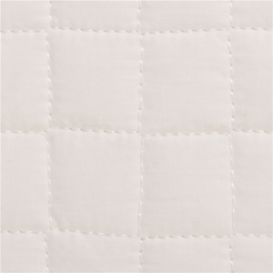Sheraton Base Wrap Quilted White 180TC