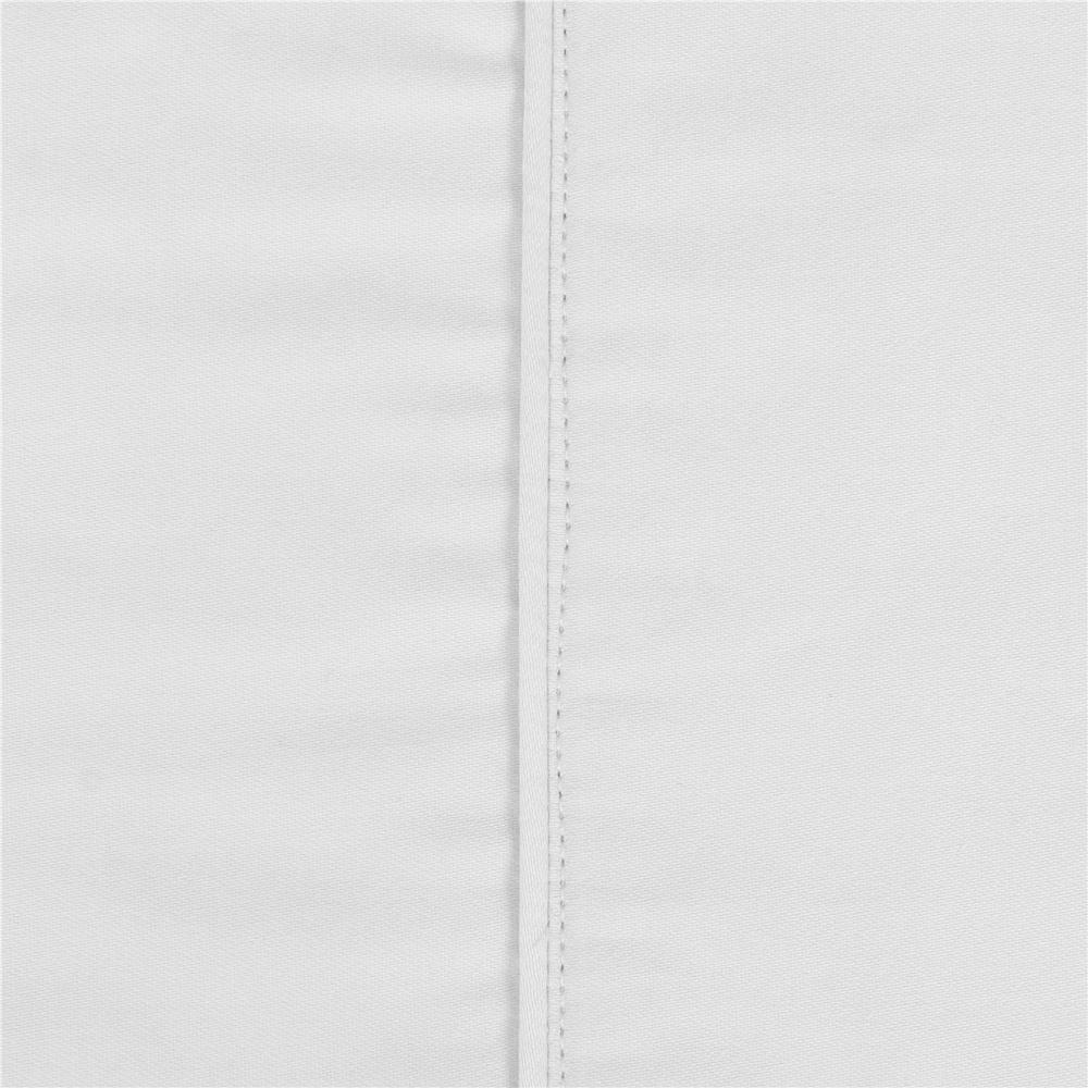 Sheraton 400TC Egyptian Cotton Pleated Sheeting Set White
