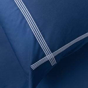 Sheraton York 200TC Embroidered Duvet Cover Set
