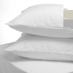 Sheraton 200TC Plain Pillowcase Pair