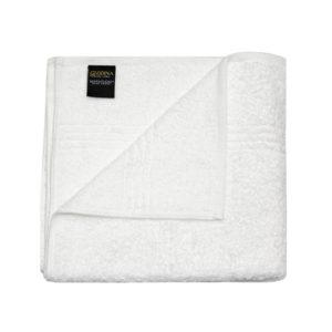 Glodina Bath Towel 550g Marathon Snag Proof White