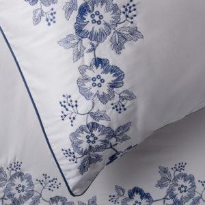 Sheraton Alison 400TC Embroidered Duvet Cover Set