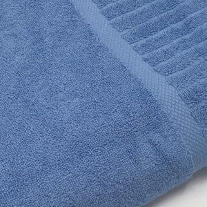 Colibri Plain Light Blue Towel